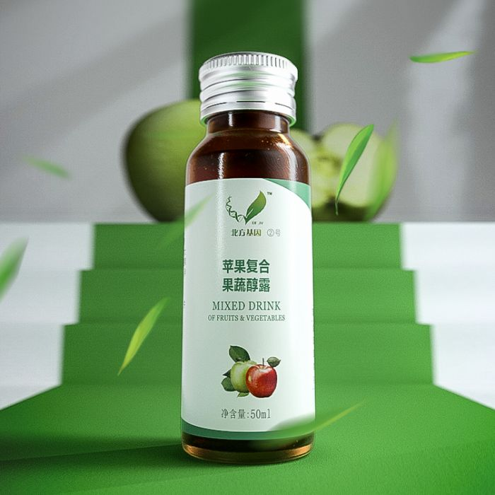 苹果复合果蔬醇露